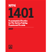 2017 NFPA 1401 Recommended Practice - Current Edition