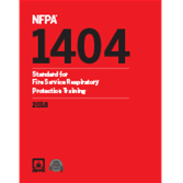 2018 NFPA 1404 Standard - Current Edition