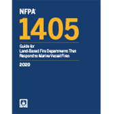 2020 NFPA 1405 Guide - Current Edition