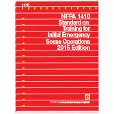 2015 NFPA 1410 Standard - Current Edition