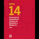 2019 NFPA 14 Code, Spanish