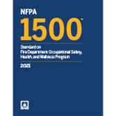 2021 NFPA 1500 Standard - Current Edition