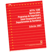 NFPA 1500: Standard on Fire Department Occupational Safety and Health Program, Spanish