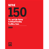 2019 NFPA 150 Code - Current Edition