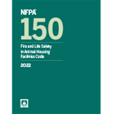2022 NFPA 150 Code - Current Edition