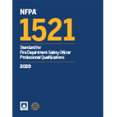 2020 NFPA 1521 Standard - Current Edition