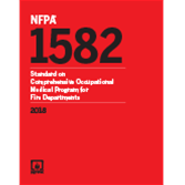2018 NFPA 1582 Standard - Current Edition