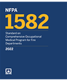 2022 NFPA 1582 Standard - Current Edition