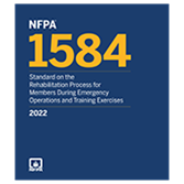 2022 NFPA 1584 Standard - Current Edition