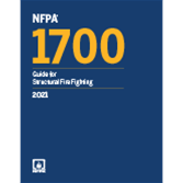 2021 NFPA 1700 Standard - Current Edition