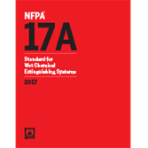 2017 NFPA 17 Standard - Current Edition