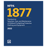 2022 NFPA 1877 Standard - Current Edition