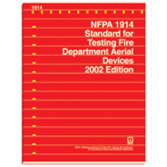 2002 NFPA 1914 Standard