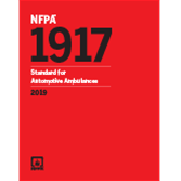 2019 NFPA 1917 Standard - Current Edition