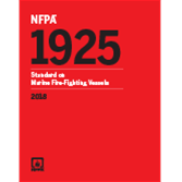 2018 NFPA 1925 Standard - Current Edition