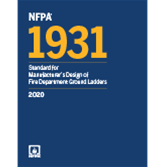 2020 NFPA 1931 Standard - Current Edition