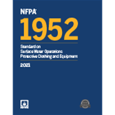 2021 NFPA 1952 Standard - Current Edition