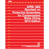2016 NFPA 1953 Standard - Current Edition