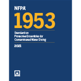 2021 NFPA 1953 Standard - Current Edition