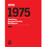 2019 NFPA 1975 Standard - Current Edition
