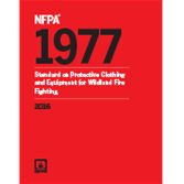 2016 NFPA 1977 Standard - Current Edition