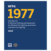 2022 NFPA 1977 Standard - Current Edition