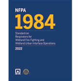 2022 NFPA 1984 Standard - Current Edition
