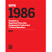 2017 NFPA 1986 Standard - Current Edition