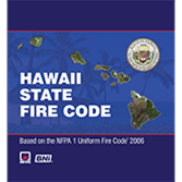 NFPA 1 with Hawaii Amendments