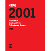 2018 NFPA 2001 Standard - Current Edition