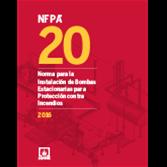2016 NFPA 20 Standard in Spanish