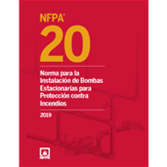 2019 NFPA 20 Standard in Spanish