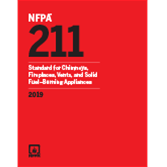 2019 NFPA 211 Standard - Current Edition