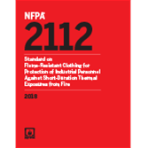 2018 NFPA 2112 Standard - Current Edition