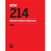 2016 NFPA 214 Standard - Current Edition