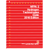 2016 NFPA 2: Hydrogen Technologies Code - Current Edition