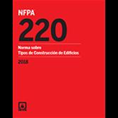 2018 NFPA 220 Standard, Spanish