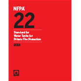 2018 NFPA 22 Standard - Current Edition