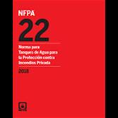 2018 NFPA 22 Standard, Spanish