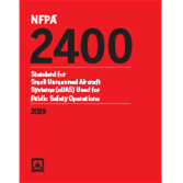 2019 NFPA 2400 - Current Edition