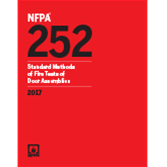 2017 NFPA 252 - Current Edition