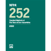 2022 NFPA 252 - Current Edition