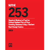 2019 NFPA 253 Standard - Current Edition