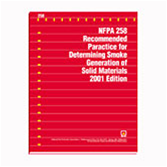 2001 NFPA 258 Recommended Practice