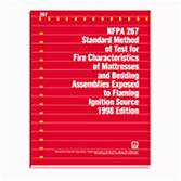 1998 NFPA 267 Standard