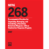 2017 NFPA 268 Standard - Current Edition
