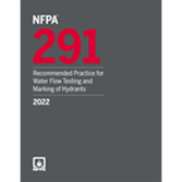 2022 NFPA 291 Recommended Practice - Current Edition