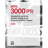 2018 NFPA 3000 (PS) - Current Edition