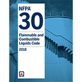 2018NFPA 30 Code - Current Edition