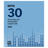 2021 NFPA 30 Code - Current Edition